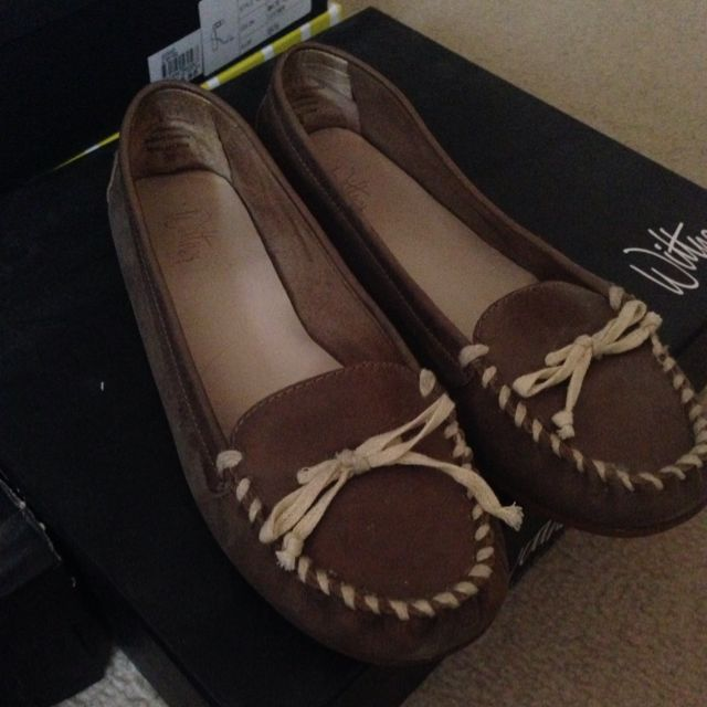 Wittner Leather Flats