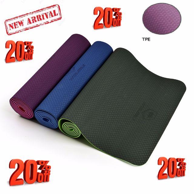 Yoga Mat / TPE Mat / TPE Yoga Mat / Non Toxic Yoga Mat / TPE / Mat / TPE Mat / TPE Training Mat / Training Mat