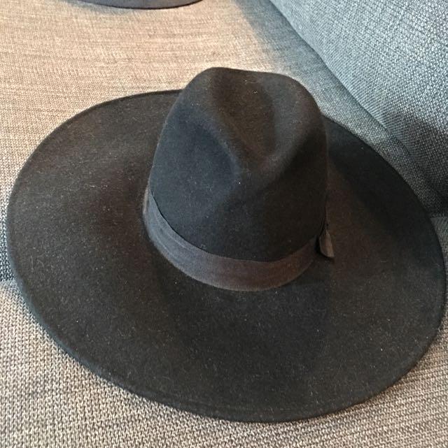 Zara Black Hat fa7094d6f4b