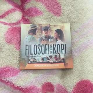 CD Album Filosofi Kopi (Produced By Glenn Fredly)