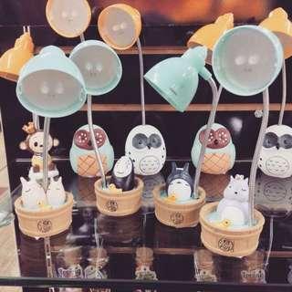 日本🇯🇵宮崎駿作品龍貓.無臉男造型LED小夜燈.裝飾品.紀念品.小物收藏