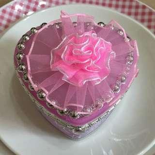 愛心珠寶盒