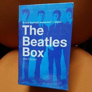 The Beatles Box Book Set - Rare Item