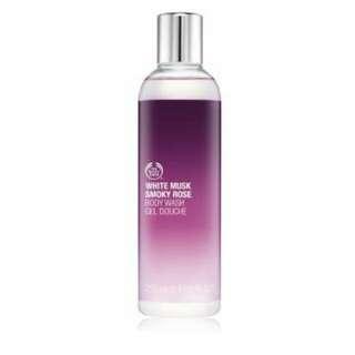 紫玫麝香沐浴膠WHITE MUSK SMOKY ROSE BODY WASH 250ML