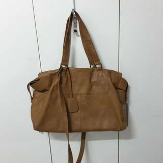 Brown large Bag (reserved)
