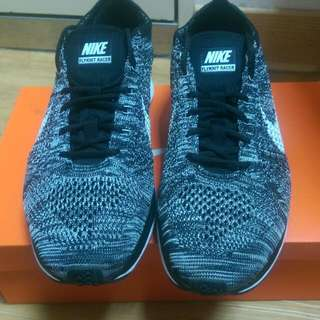 Nike Flyknit Racer 非nmd Yeezy Ultra Jordan Superstar Boost Us9.5