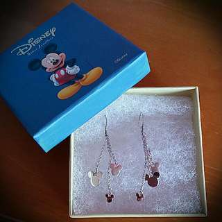 Authentic Disney Earrings From Hong Kong