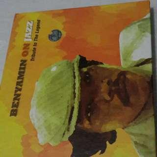 """CD """"Benyamin On Jazz"""""""