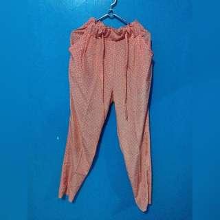 Peachy Pants