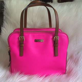 Kate Spade leather handbag