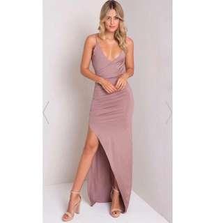 Popcherry Formal Maxi Dress