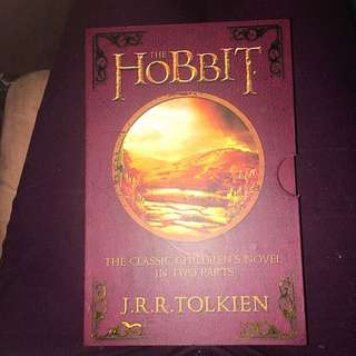The Hobbit Books 1 And 2