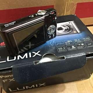 Panasonic LUMIX FX38 Digital Camera