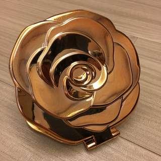 Liz Lisa 9週年紀念薔薇鏡 化妝鏡 隨身鏡 玫瑰