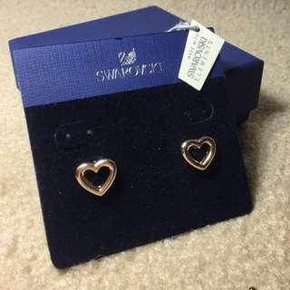 14/18K Gold Plated Swarovski Element Earrings