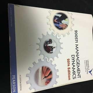 Management Dynamics 2014 Edition