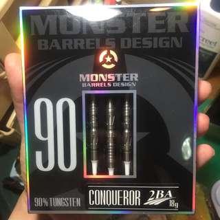 冠軍飛鏢 Monster Conquer Adrian9.9成新 便宜售