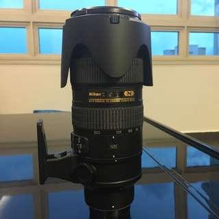 Nikon 70-200mm 2.8 II