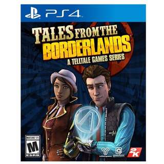 PS4 Tales From The BoarderLands