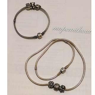 Pandora潘朵拉手飾、項鍊