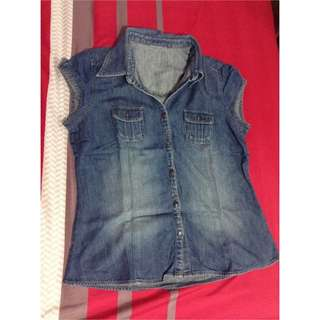 preloved denim clothes