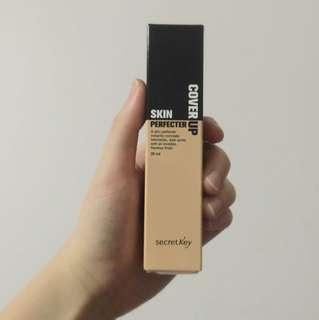 BNIP Secret Key Cover Up Skin Perfector In Natural Beige