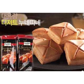 🎉現貨抵達 韓國Samlip義式千層一口酥 45g