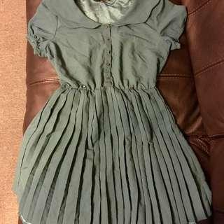 Jade Green Ladakh Dress