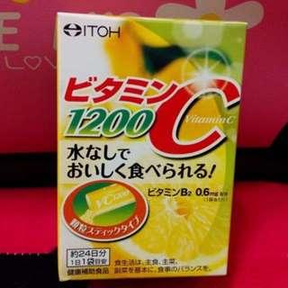 井藤ITOH 維生素C粉 (盒裝/散裝)