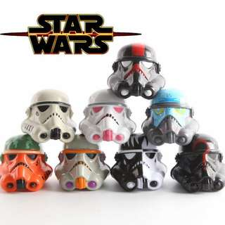 New Star Wars Stormtrooper Helmet clone