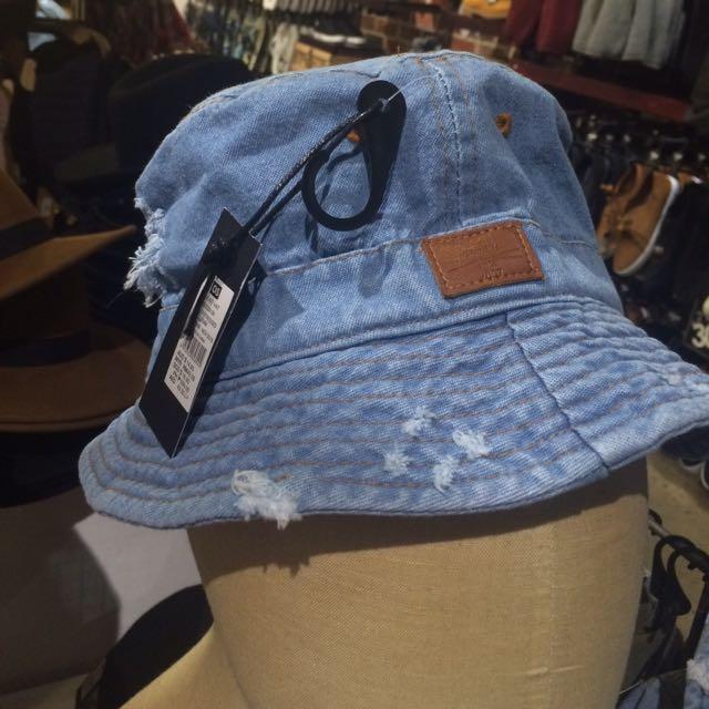 [澳洲代購]factorie 牛仔漁夫帽