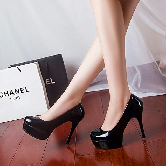 包頭高跟鞋