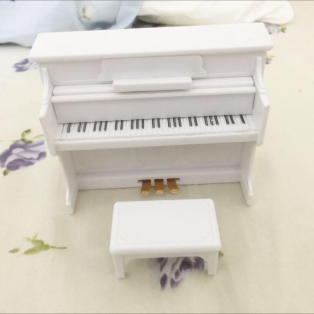 盒玩 鋼琴擺設