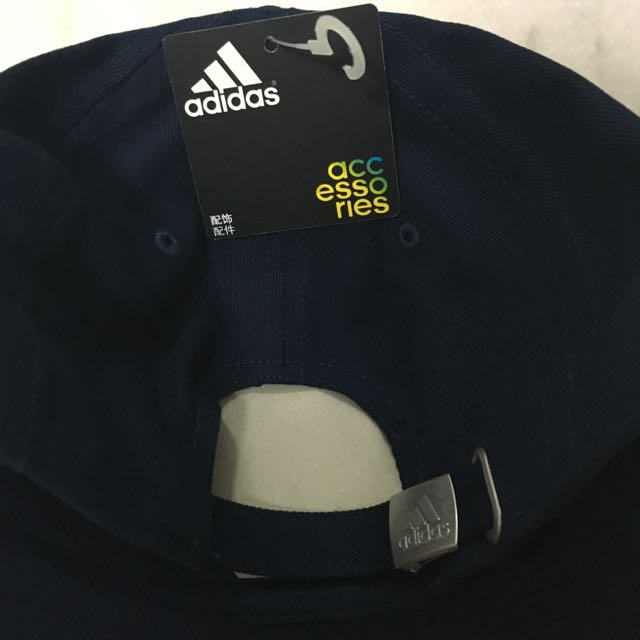 65a6efb60f314  INSTOCK  AUTHENTIC Adidas 3-stripes Performance Cap
