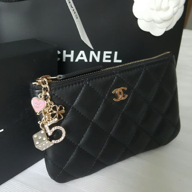 Authentic Chanel small Casino O Case with Charms , Luxury on Carousell 90387bdfa0