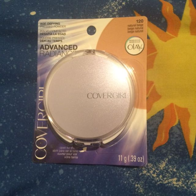 Covergirl 120 Natural Beige ( Powder )