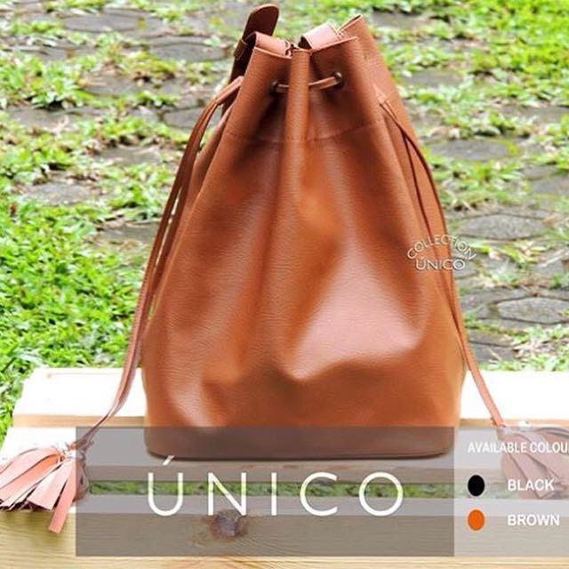 Drawstring Bag (Sling Bag)