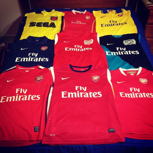 EPL Jerseys ALL TEAMS