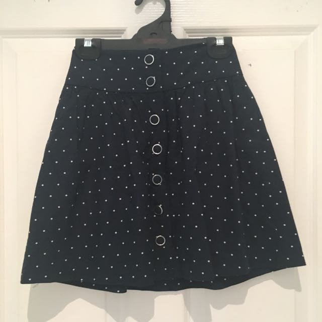 Forever New Polka Dot Skirt Size 4