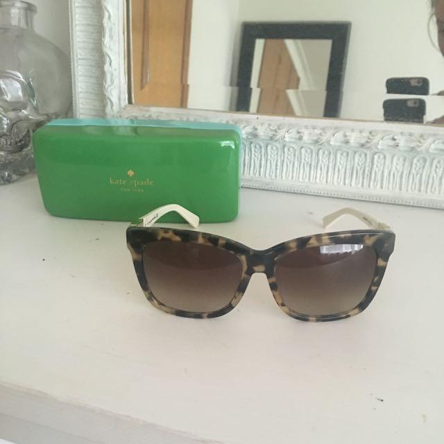 Kate Spade Tortoiseshell Sunglasses
