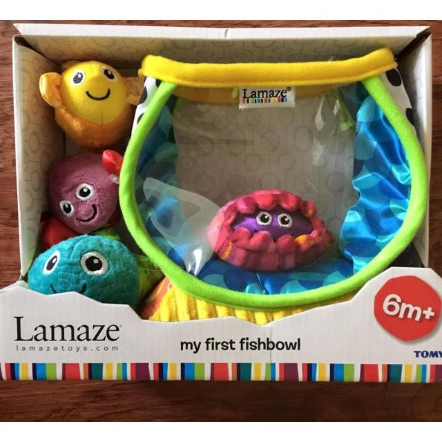 Lamaze My First Fish Bowl Toys Games On Carousell