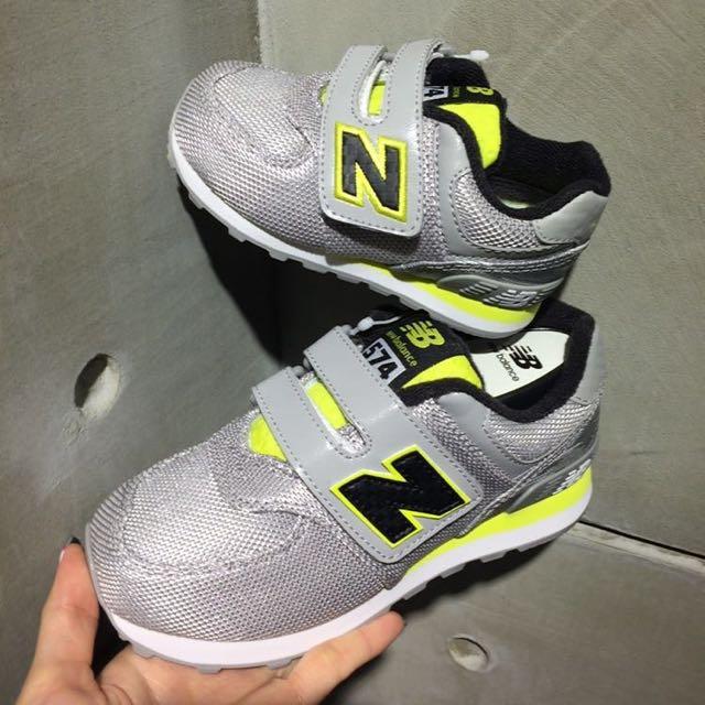 New Balance新款童鞋5/8