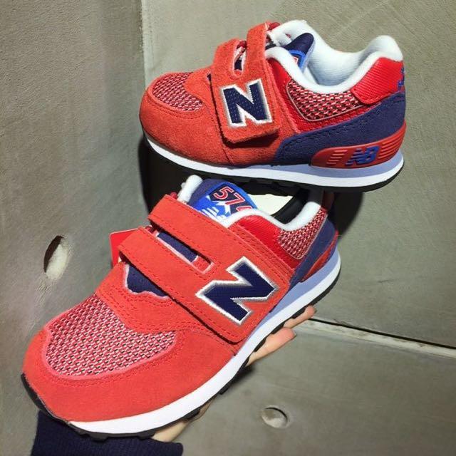 New Balance新款童鞋