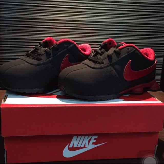 Nike Shox 7c黑紅