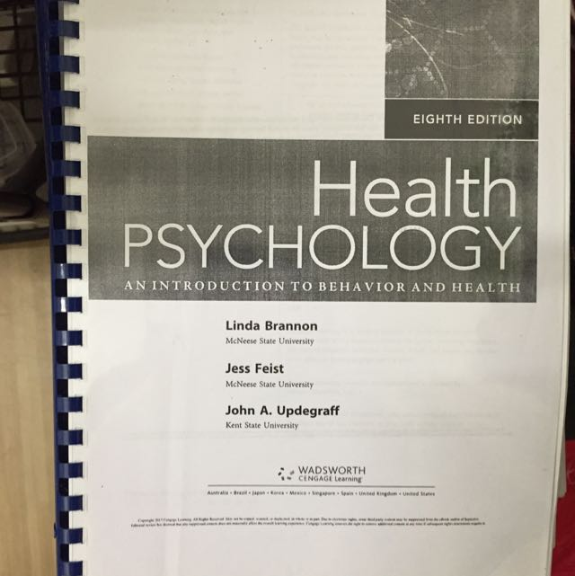 Ntu hp2600 cognitive psychology hp 2200 bio psychology hp3703 ntu hp2600 cognitive psychology hp 2200 bio psychology hp3703 health psychology textbook textbooks on carousell fandeluxe Image collections