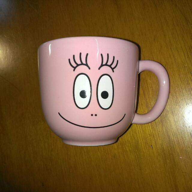 oh♪泡泡先生馬克杯 barbapapa mug