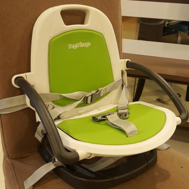 Peg Perego Rialto Booster Chair, Babies & Kids on Carousell