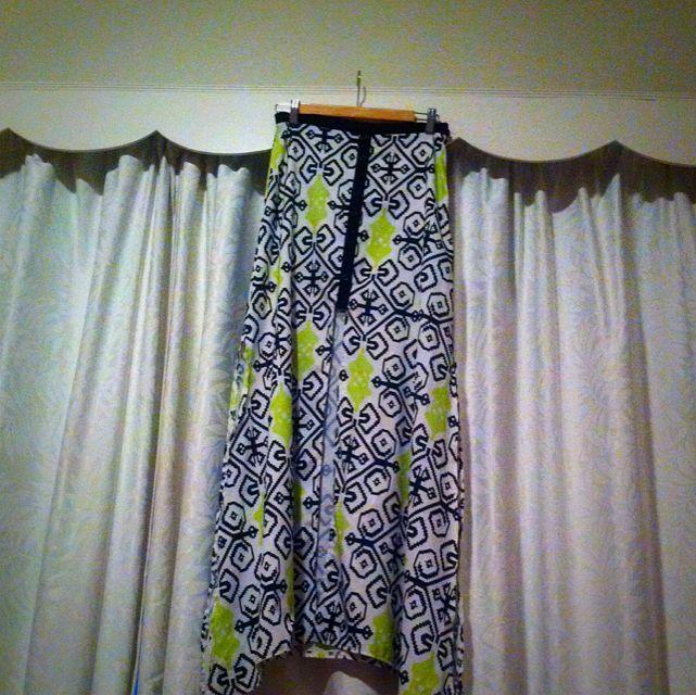 Sexy Split Skirt Size10