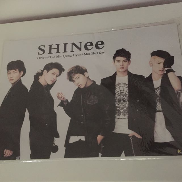 Shinee Posters