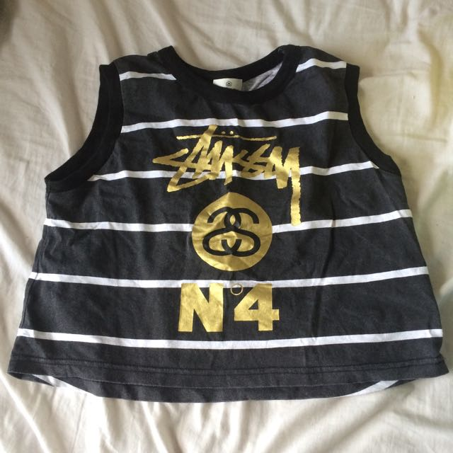 Stussy Crop Top PRICE DROP